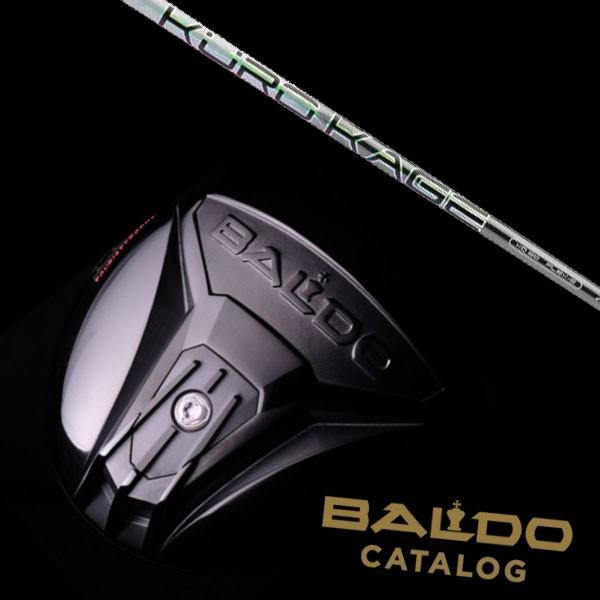 【BALDO】バルド TTX STRONG LUCK 460 ドライバー ★ KURO KAGE XDシャフト 【ヘッドカバー付】【5営業日以内に発送】
