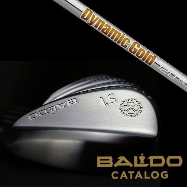 【BALDO】バルド STRONG LUCK WEDGE TYPE-S ストロング ラック ウェッジ タイプS ★ Dynamic ゴールド 120(トゥルーテンパー)シャフト【5営業日以内の発送】