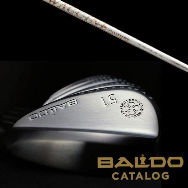 【BALDO】バルド STRONG LUCK WEDGE TYPE-S ストロング ラック ウェッジ タイプS ★ ワクチンコンボ GR330tbシャフト