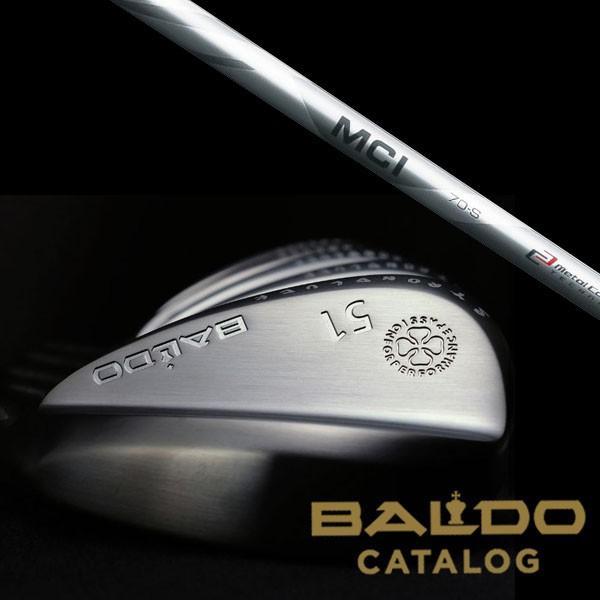 【BALDO】バルド STRONG LUCK WEDGE TYPE-S ストロング ラック ウェッジ タイプS ★ MCI(MCI50-MCI80)シャフト