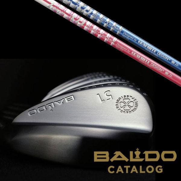 【BALDO】バルド STRONG LUCK WEDGE TYPE-S ストロング ラック ウェッジ タイプS ★ Tour AD AD-50シャフト