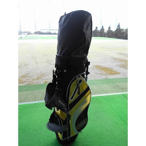 【ジュニア】【ゴルフ】【TOUR X】 ジュニアセット ゴルフクラブ 5本セット スタンドバック付 【5-7才用】