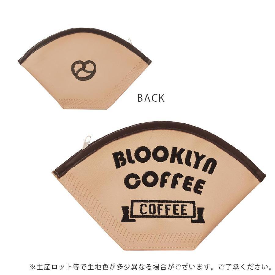 〔取寄〕セトクラフト コーヒーフィルターポーチ BLOOKLYN COFFEE SF-4133-130|golf7