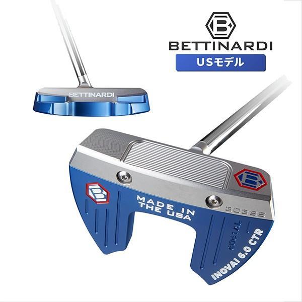 【人気No.1】 ベティナルディ センター 2020 BETTINARDI ゴルフ 2020 INOVAI 6.0 センター パター US仕様 CS イノベイ6.0 CTR センターシャフト CS, ハンダシ:e17d580e --- airmodconsu.dominiotemporario.com
