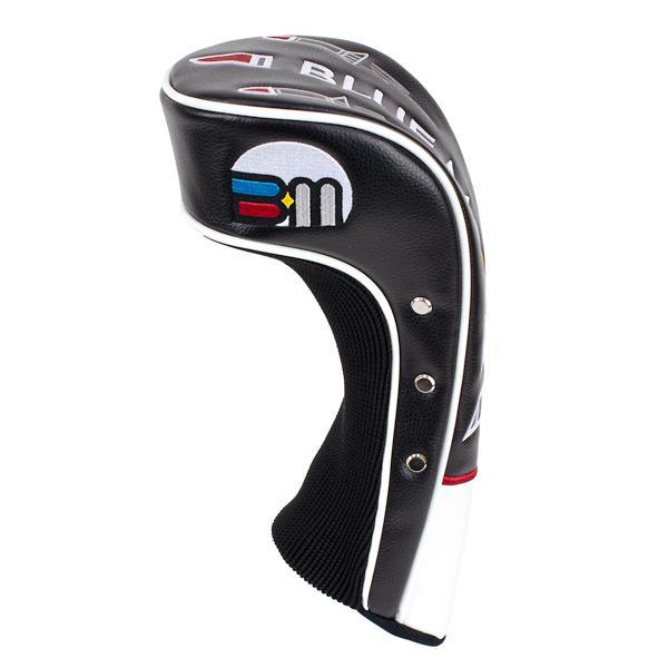 ブルームーン ドライバー用 (DW用)ヘッドカバー ロゴ ロケット|golfers|05