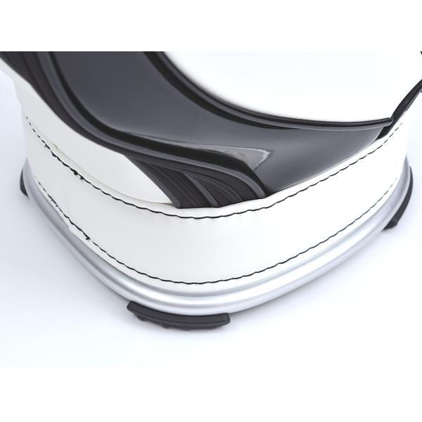 ★ブルームーン 零戦 ホワイト 9.0型 キャディバッグ 2021年モデル|golfers|09