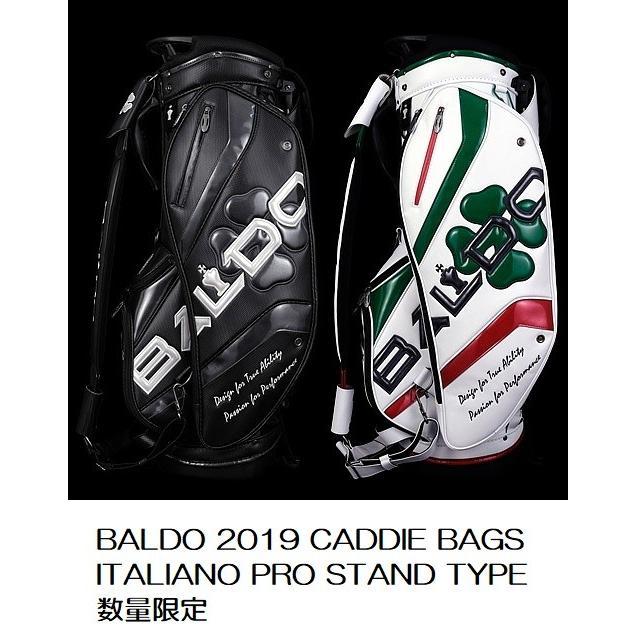 BALDO 2019 CADDIE BAGS ITALIANO PRO STAND TYPE 数量限定 バルド スタンドキャディバック