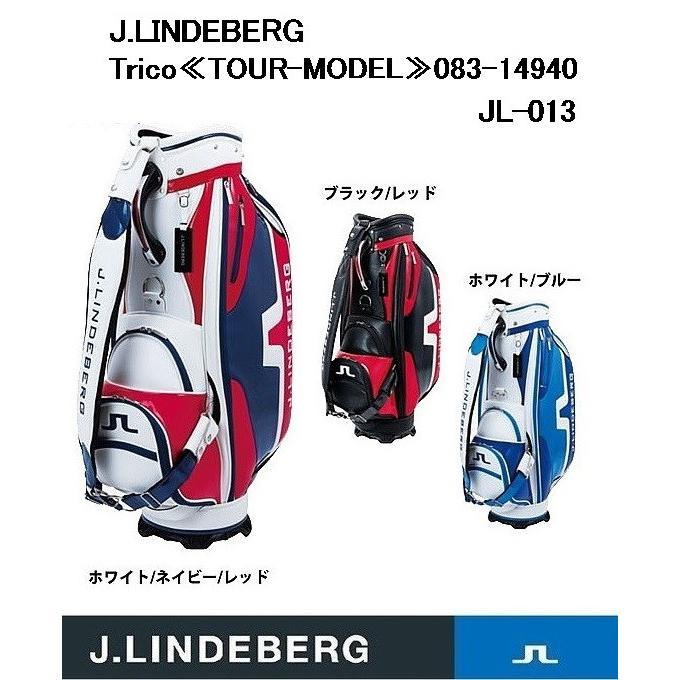 ゴルフ バック ジェイリンドバーグ J.LINDEBERG JL-013 Trico TOUR-MODEL 083-14940 キャディバック
