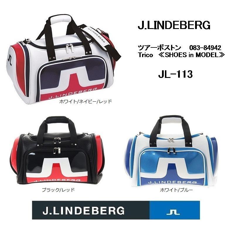 ジェイリンドバーグ J.LINDEBERG JL-113 ツアーボストン Trico≪SHOES in MODEL≫ 083-84942