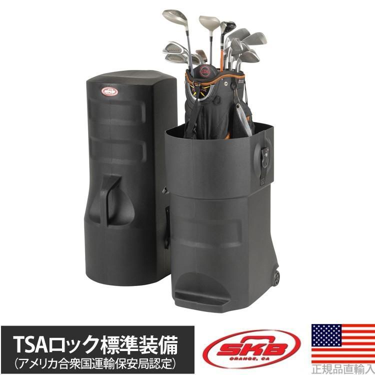 ゴルフ キャディバッグ クラブケース SKB ATA ゴルフ トラベル クラブケース (送料無料) 2SKB-R4916