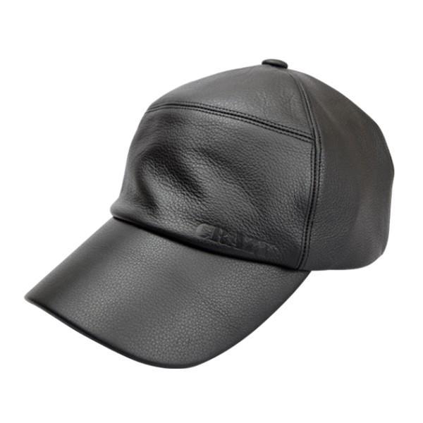 ゴルフ 帽子 キャップ クレイジー レザーキャップ タイプ H CRZ-CV-LTCPH
