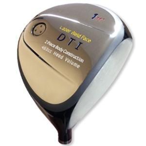 ゴルフ パーツ ドライバー ウッド ヘッド 単品 ゴルフハンズ DTI 460 チタン ドライバー ヘッド (右打/SLEルール適合) DTILS-R