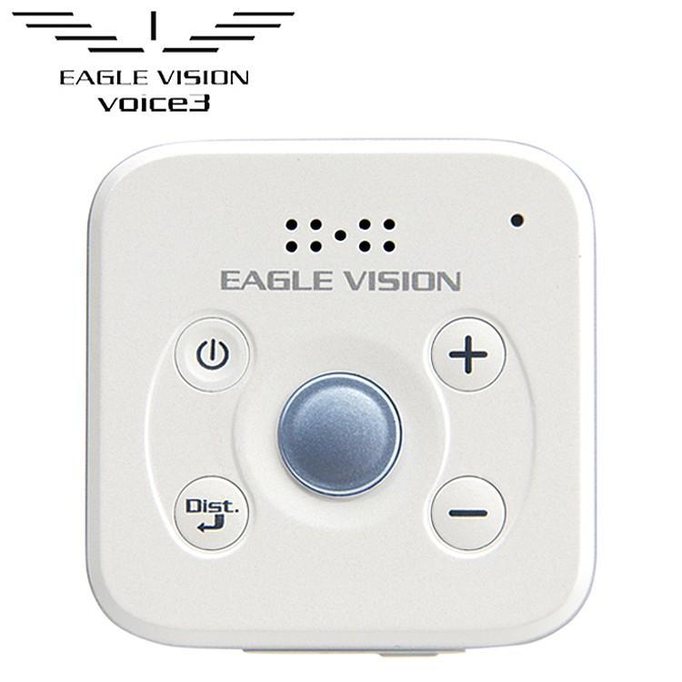 ゴルフ GPS ナビ 距離 測定器 イーグルビジョン voice3 防水仕様 GPSゴルフナビ (距離測定器) 朝日ゴルフ EV-803