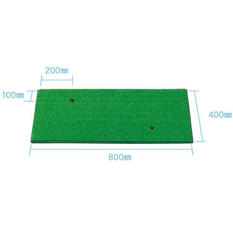 ゴルフ トレーニング 練習 器具 ライト M-443 ベストライ ST スーパーグリーンマット 48 SM-406 (サイズ:800mmx400mm) M-443
