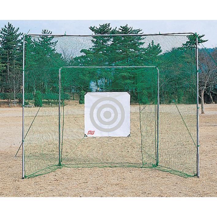 【送料別途】ゴルフネット ゴルフ練習用ゴルフ用品 ゴルフスィング練習ライト(LITE)M-62ゴルフネット ゲート型(スペシャルM)