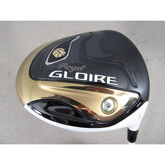 お買い得品!中古超美品 Royal GLOIRE(ロイヤル グローレ) ドライバー 1W Royal GLOIRE オリジナル グリーン 13 1FLEX