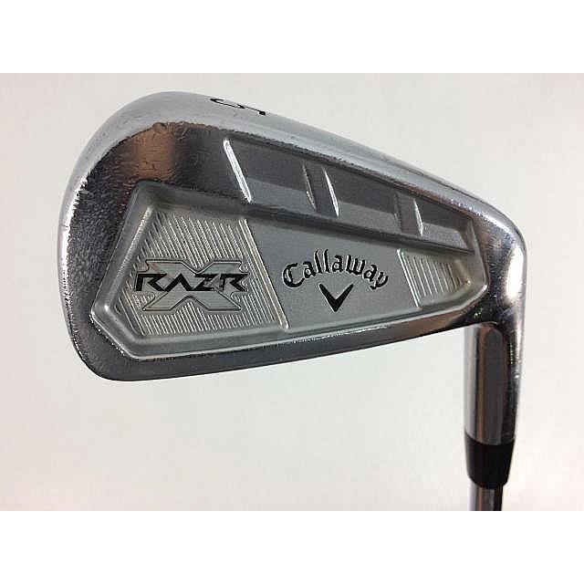 お買い得品!中古(6本)RAZR(レイザー) X フォージド アイアン (日本仕様) 5〜9.P D/G 選択なし S-300