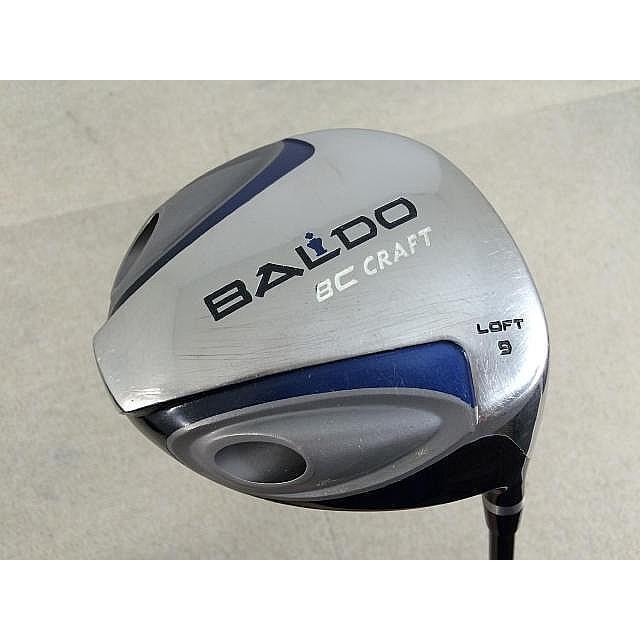 中古BALDO(バルド) 8C CRAFT ドライバー 1W 4axes X6066 9 6.6