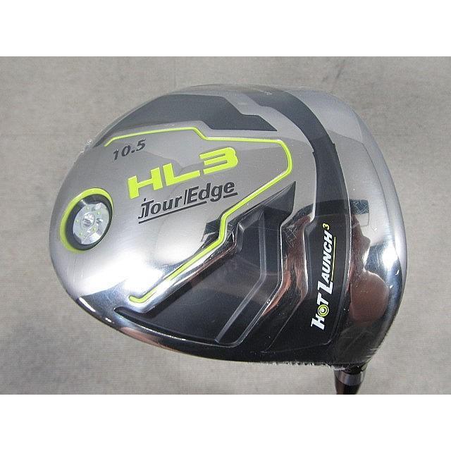 中古未使用 HOT LAUNCH3 HL3 ドライバー 1W オリジナルカーボン 10.5 S