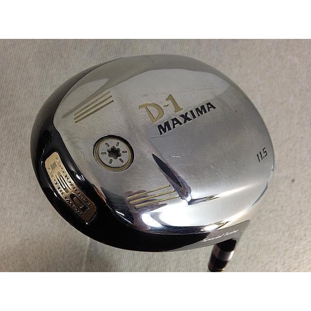 中古美品 リョーマ(RYOMA) D-1 MAXIMA Special Tuning ドライバー (高反発) 1W クレイジー LA BOMBA ロイヤルデコレーション 11.5 L