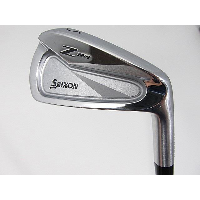 中古超美品 (6本)スリクソン(SRIXON) Z-765 アイアン 5〜9.P NSプロ 980GH D.S.T 選択なし S