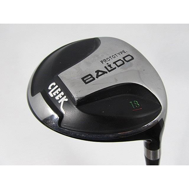 中古BALDO(バルド) プロトタイプ フェアウェイ 5W ファイアーエクスプレス75 18 S