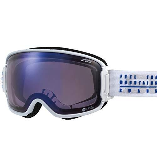 数量限定価格!! SWANS(スワンズ) スキー スノーボード 撥水加工 スキー ゴーグル くもり止め プレミアムアンチフォグ搭載 くもり止め 撥水加工 メガネ使用可, ホソエチョウ:596fb521 --- airmodconsu.dominiotemporario.com