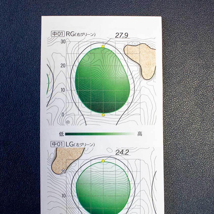 【送料込み】ヤーデージブック 八戸カントリークラブ(青森)2021モデル|golfnavi|05