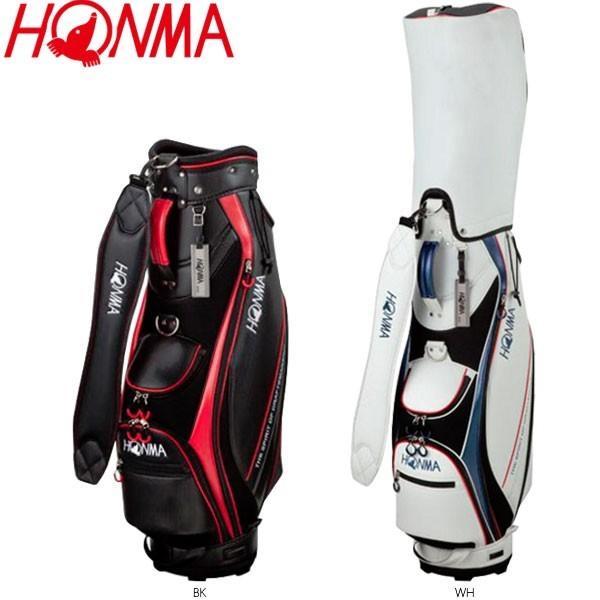 【17年モデル】 ホンマゴルフ メンズ キャディバッグ CB-1730 (Men's) 本間ゴルフ HONMA GOLF