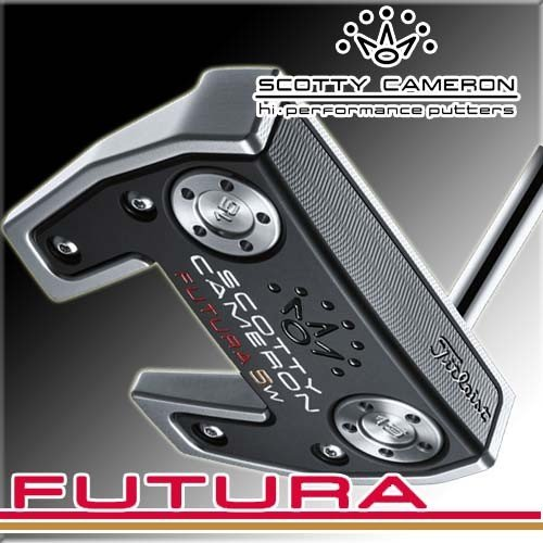 日本製 【2017年 国内正規モデル】 FUTURA スコッティキャメロン フューチュラ 5W パター Scotty Cameron FUTURA, Vie Shop:8e407d5e --- airmodconsu.dominiotemporario.com