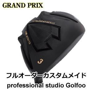 地クラブ系ヘッド GRANDPRIX ONE MINUTE フェアウェイ HEAD グランプリ