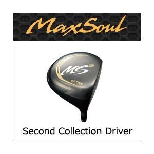 地クラブ系ヘッド Max Soul Golf Second Collection Driver HEAD マックスソウル