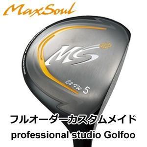 地クラブ系ヘッド Max Soul Golf Second Collection FW フェアウェイ HEAD マックスソウル