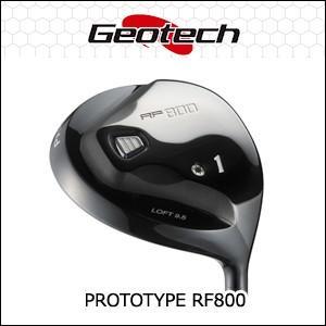 地クラブ系ヘッド Geotech プロトタイプ RF800 Driver HEAD ジオテック