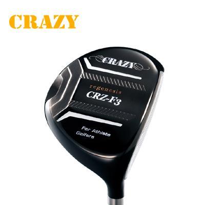 【ゴルフ】地クラブ系ヘッド CRAZY CRZ-FW regenesis フェアウェイ HEAD クレイジー