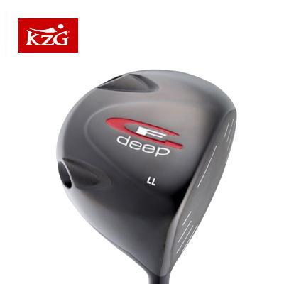 数量限定価格!! 【ゴルフ GF】地クラブ系ヘッド KZG GF Deep Driver KZG HEAD Driver ケーゼットジー, てかりま専科:f5725d94 --- airmodconsu.dominiotemporario.com