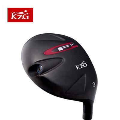 【ゴルフ】地クラブ系ヘッド KZG GFSeries GF-X FW フェアウェイ HEAD ケーゼットジー