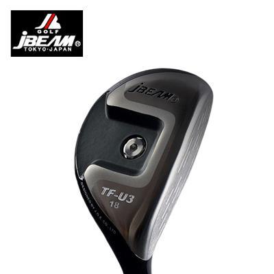 【ゴルフ】地クラブ系ヘッド JBEAM TF-Ti UT ユーティリティ HEAD ジェイビーム