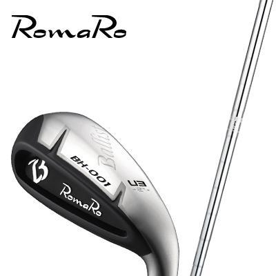 【ゴルフ】完成品 RomaRo Ballista HYBRID BH-001【NS 950GH】装着モデル ユーティリティ ロマロ