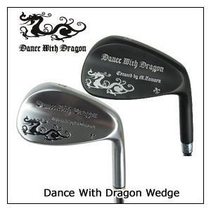 (完成品) Dance With Dragon WEDGE ウェッジ (NS950シャフト装着モデル) ダンスウィズドラゴン