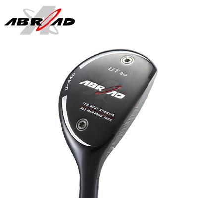 独創的 【ゴルフ】地クラブ系ヘッド ABROAD ABROAD U-440 ユーティリティ アブロード HEAD HEAD アブロード, ロゴスペットサイト:59bb012d --- airmodconsu.dominiotemporario.com