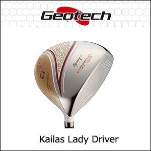 【ゴルフ】地クラブ系ヘッド Geotech Kailas Lady Driver HEAD ジオテック