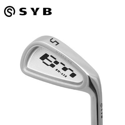 【ゴルフ】地クラブ系ヘッド SYB BM-630 Iron アイアン HEAD #7-#P/A コンセプト