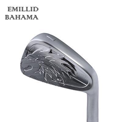 地クラブ系ヘッド EMILLID BAHAMA EB-901 (単品#3・#4) アイアン IRON HEAD エミリッドバハマ