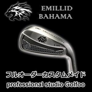 一流の品質 【ゴルフ】地クラブ系ヘッド EMILLID BAHAMA E-502 アイアン IRON HEAD #5-#PW エミリッドバハマ, くらしにふぃっと 854b11b7