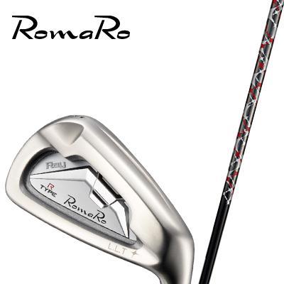 【返品送料無料】 【ゴルフ】(完成品) RomaRo Ray TypeR IRON L.L.T 【RJ-TI4装着モデル】アイアン #5-#PW ロマロ, テクネットストア a2e0c6e5