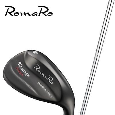 (完成品) RomaRo Alcobaca Stream DOUBLE WAVE WEDGE 【NS950GH/DGS200装着モデル】ウェッジ ロマロ