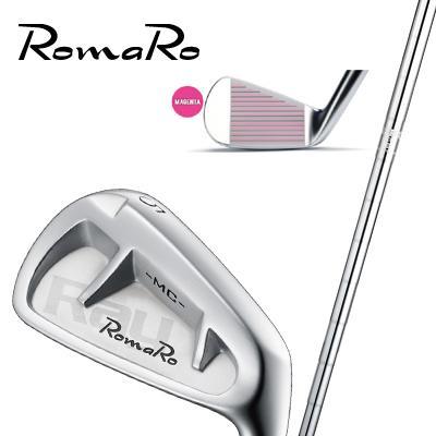 【ゴルフ】(数量限定) (完成品) RomaRo Ray MCLIMITED #5-#PW 【カラーミーリング マゼンタ】 【NS950GH/DGS200装着モデル】 ロマロ
