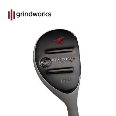 100%安い 【ゴルフ UT】地クラブ系ヘッド grindworks Phoenix HEAD UT grindworks ユーティリティ HEAD グラインドワークス, プラスマート:e41da896 --- airmodconsu.dominiotemporario.com