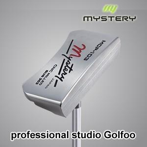 新品本物 【ゴルフ】パタークラブ (完成品) MISTERY MCP-103 パターミステリー, 優遊ゆう 6293d7a5